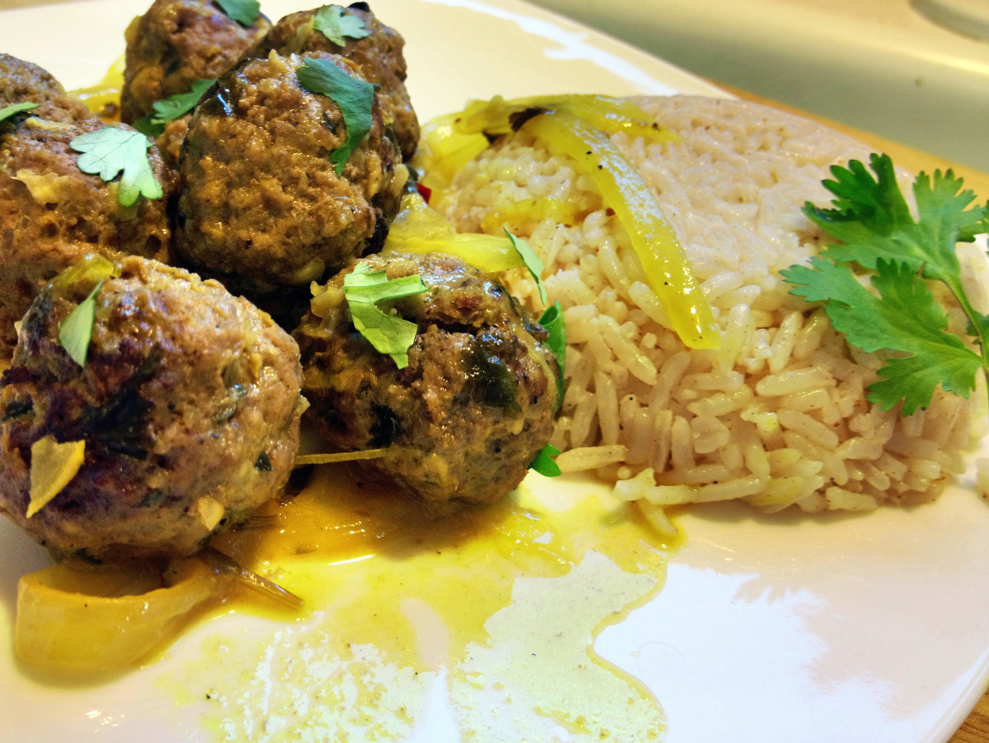 Kefta (Moroccan Meatballs) - The Wanderlust Kitchen