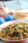 Latin Pork & Tomatillo Stew