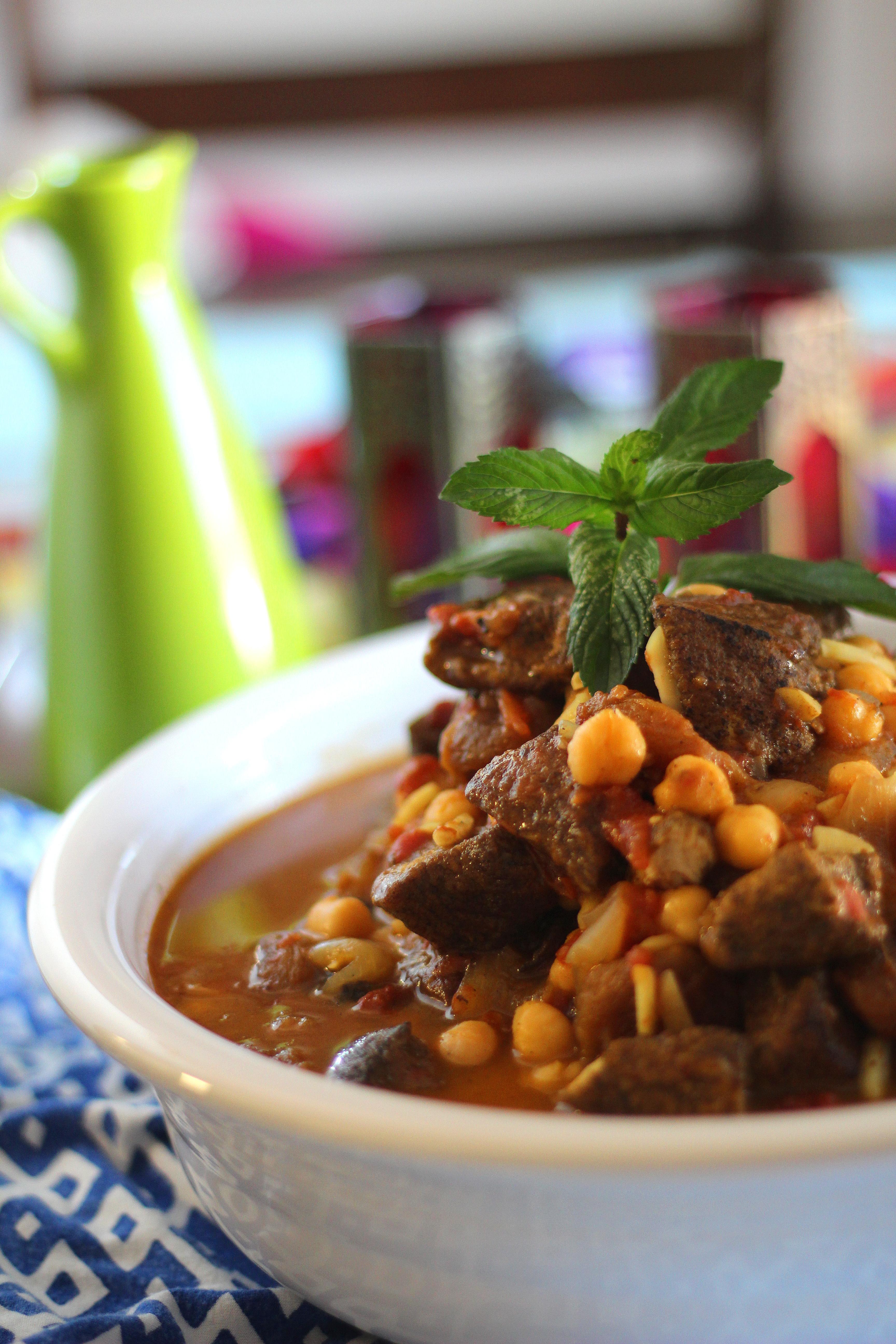 Moroccan Soup Kitchen