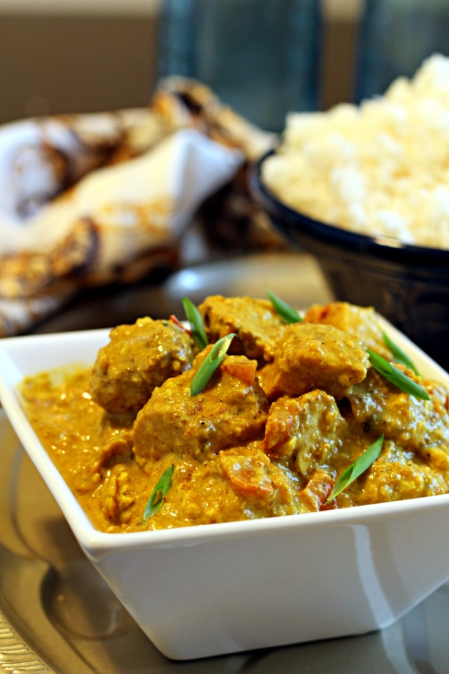 Indian chicken korma the wanderlust kitchen korma1 creamy spiced chicken korma forumfinder Image collections