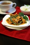 Thai Pork with Spicy Green Beans